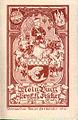 Ex Libris Fischer von Rheude 1916.jpg