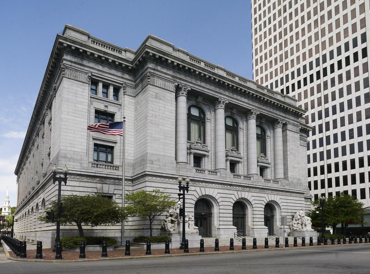Federal Building (Providence, Rhode Island) - Wikipedia