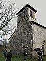 Exterior de la iglesia del Cristo en Abetxuko, Vitoria.jpg