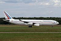 F-RAJA - A342 - Armée de l air française