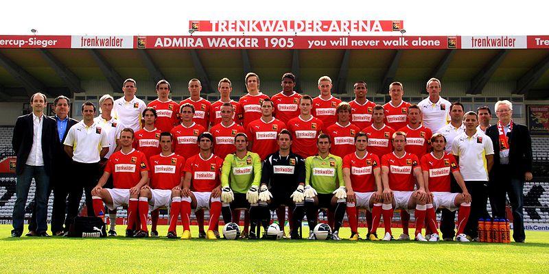 FC Admira Wacker Mödling - Teamphoto 2010-11.jpg