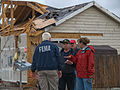 FEMA - 35431 - FEMA Community Relations worker talking with residents in Colorado.jpg