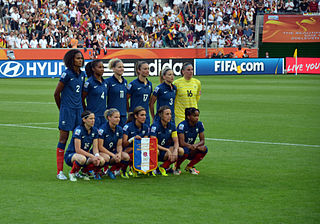 Womens football in France