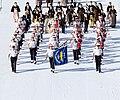 FIL 2012 - Arrivée de la grande parade des nations celtes - Bagad de Lann-Bihoué.jpg