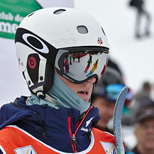 FIS Moguls World Cup 2015 Finals - Megève - 20150315 - Thomas Rowley 2.jpg