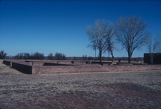 Fort Sumner historic fort in New Mexico, USA