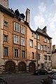 Façade arrière de l'hôtel Racapé-de-la-Feuillée, Rennes, France.jpg