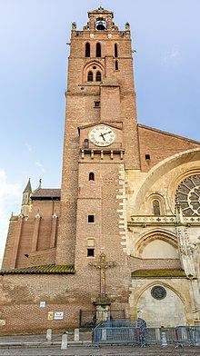 Cathédrale Saint-Étienne de Toulouse — Wikipédia