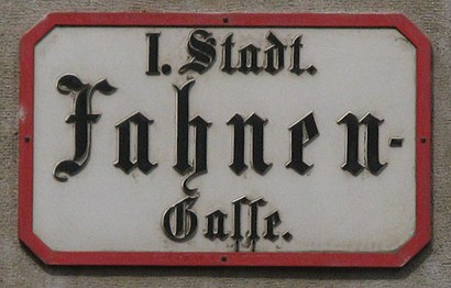 How to get to Fahnengasse with public transit - About the place
