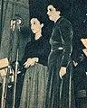 Fairuz on stage in her first performance - 1954.jpg