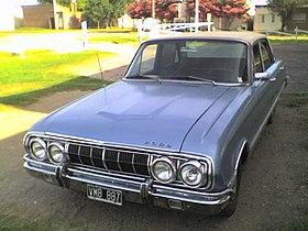 Ford Falcon (Argentina) - Wikipedia