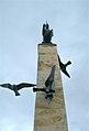 Falcon Square Statue - geograph.org.uk - 518381.jpg