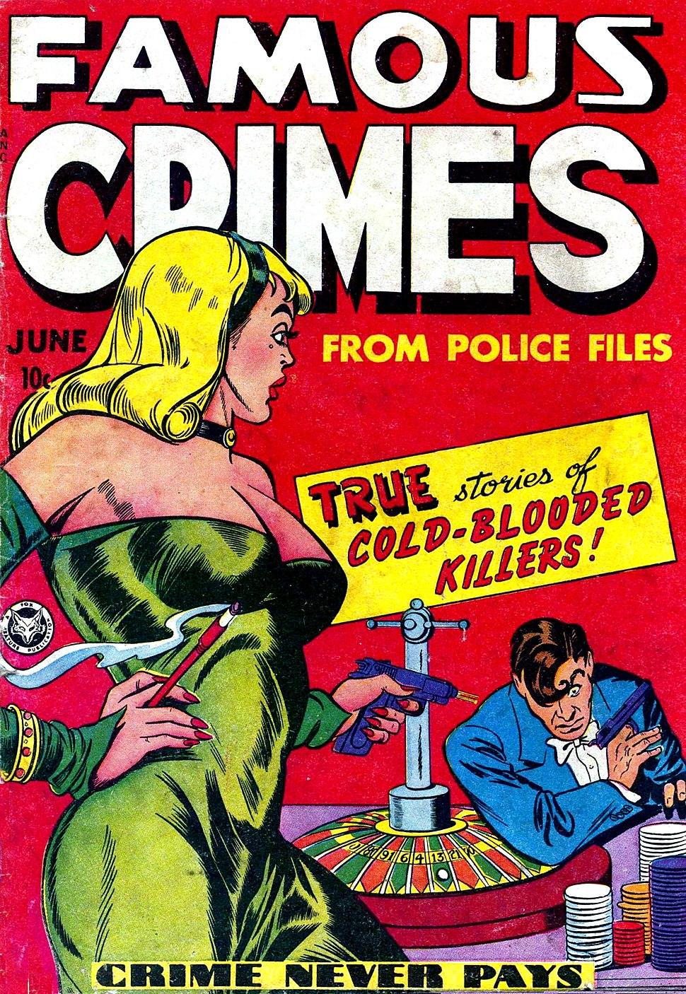 Famous Crimes 1