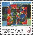 Faroe stamp 399 zacharias heinesen - sunrise.jpg