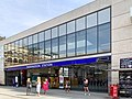 Farringdon station Crossrail entrance 2020.jpg