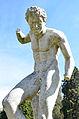 Fauno Danzante - Estatua en Montevideo, Uruguay.jpg