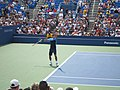 Federer on Armstrong (shots and serves) (11) (7856706710).jpg
