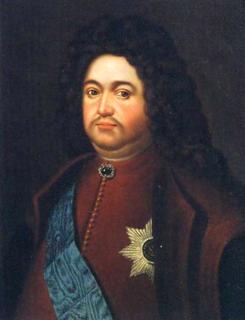 Fyodor Alexeyevich Golovin