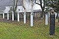 Feistritz Suetschach Kulturpark Gorše Reihe von Buesten samt Selbstportrait 15012014 664.jpg