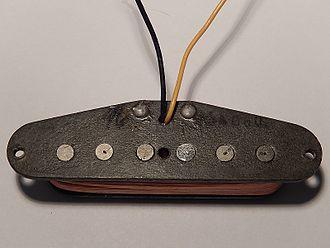 Fender Lead Series - Fender Lead II X1 single coil fiber bobbin pickup