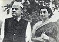 Feroze Gandhi and Indira Gandhi.jpg