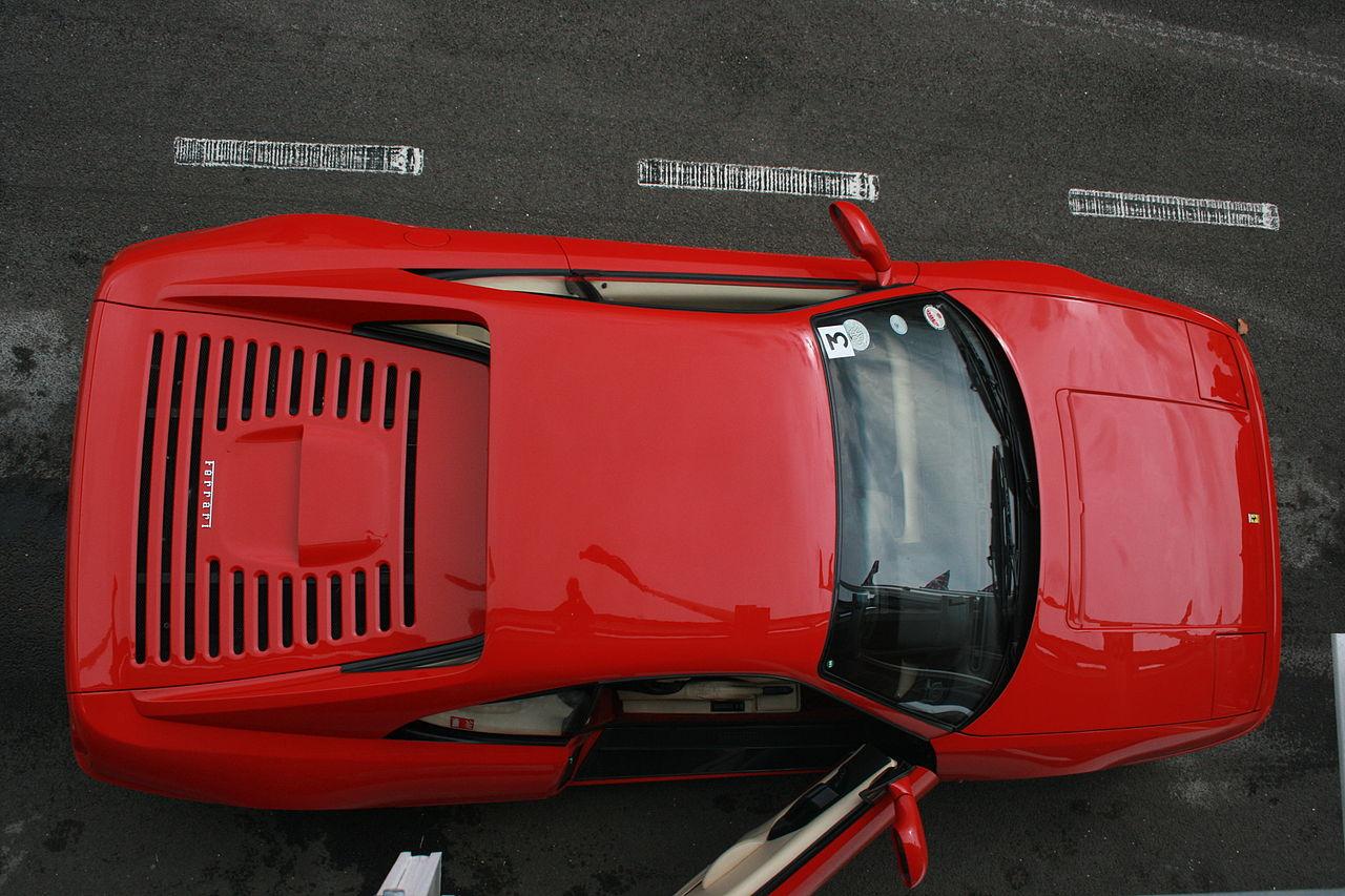 Rent A Ferrari Car