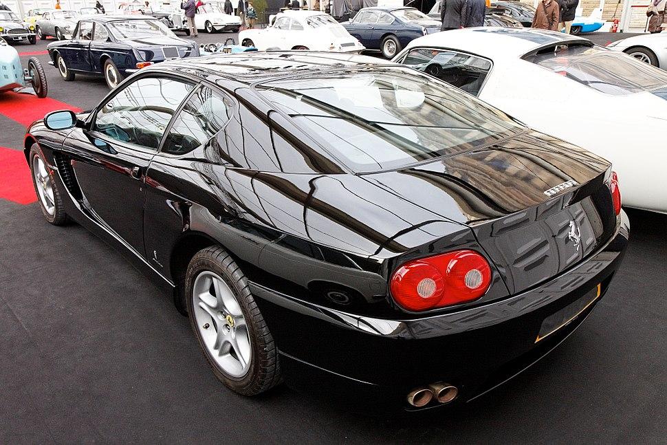 Festival automobile international 2011 - Vente aux enchères - Ferrari 456 M GT - 1994 06