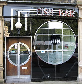 Oakwood, Leeds - The Oakwood Fish Bar