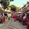 Fish restaurants in Büyükada, Istanbul, Turkey.jpg