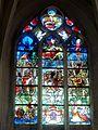 Fitz-James (60), église Saint-Pierre-et-Saint-Paul, verrière n° 5.JPG