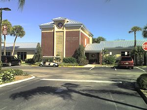 Florida Institute of Technology - Miller Building