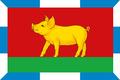 Flag of Chastoozersky selsovet.png