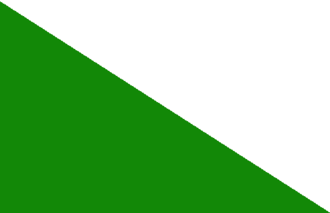 Jaora State - The Jaora state flag was a green triangle between 1865 and 1895.