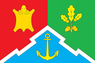 Flag of Yuzhnoportovoe (municipality in Moscow).png