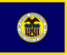 Flag of the United States Maritime Administration.png