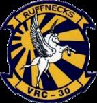 Fleet Logistics Support Squadron 30 Det.2 (US Navy) insignia c2002.png
