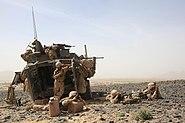 Flickr - DVIDSHUB - 3rd LAR strikes key insurgent border hub during Operation Raw Hide II (Image 1 of 8)