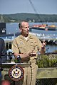 Flickr - Official U.S. Navy Imagery - CNO speaks to local media..jpg