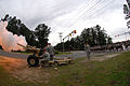 Flickr - The U.S. Army - Howitzer fire.jpg