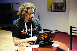 Flickr - Wikimedia Israel - Wikimania 2011 Conference Day 1 (16).jpg