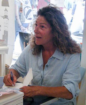 2015 Villa Castelli mid-air collision - Image: Florence Arthaud dédicace