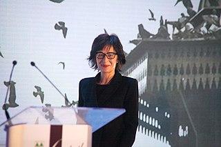 Florence Hartmann French journalist