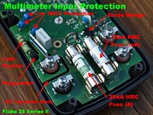 fluke 23 iii multimeter manual