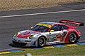 Flying Lizard Motorsport's Porsche 911 RSR Driven by Jorg Bergmeister, Marco Holzer and Patrick Long (7465737764).jpg
