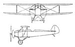 Focke-Wulf S 24 2-view Le Document aéronautique March,1929.png