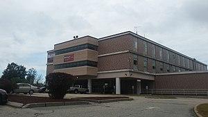 Rehabilitation Hospital of Rhode Island - Image: Fogarty Hospital Rehabilitation Hospital of Rhode Island in North Smithfield