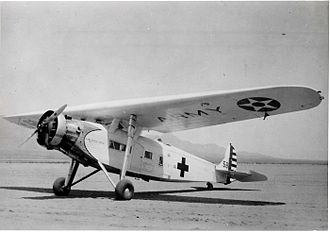 Fokker F.14 - The Y1C-15