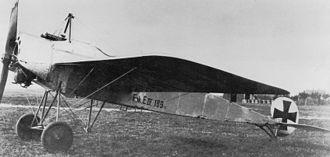 Battle of Albert (1916) - Image: Fokker e iv