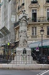 fontaine Gavarni