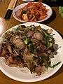 Food 鹹豬肉, 泡菜, 車庫羊肉爐, 台北 (23597416829).jpg